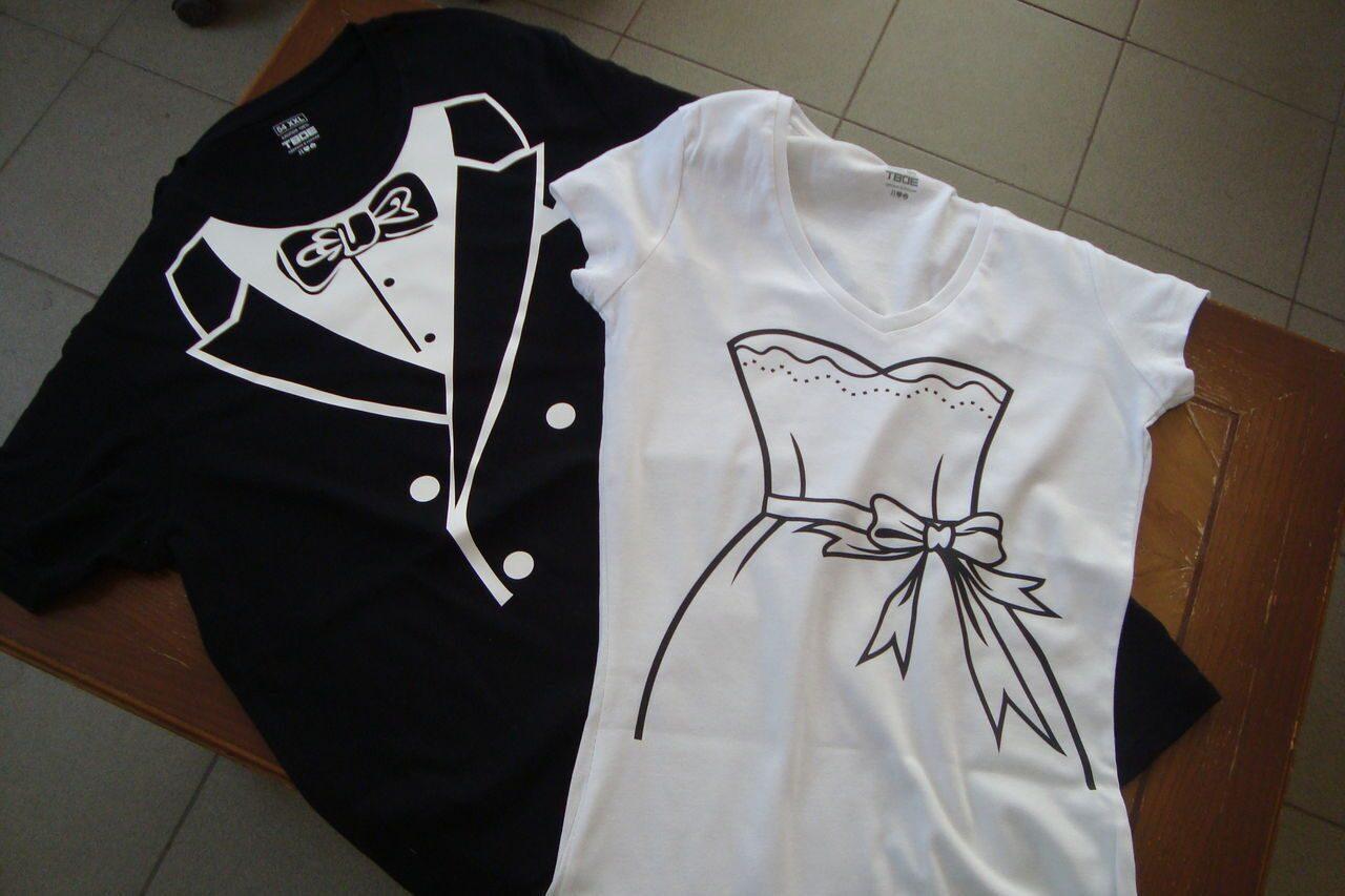 Свадебные футболки - купить футболки на свадьбу для жениха и 29